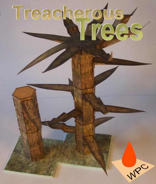 Trecherous Trees promo image