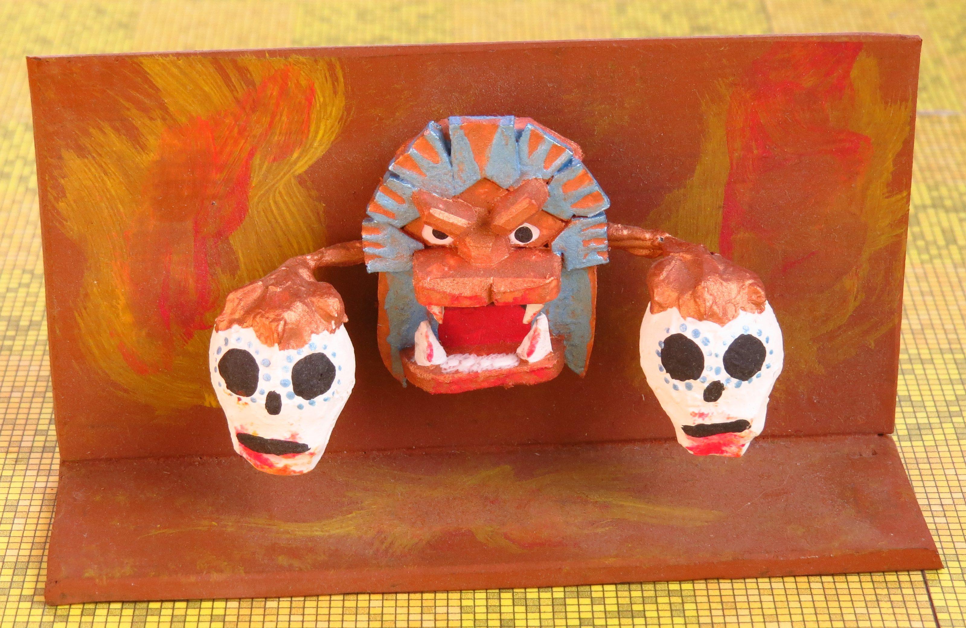 The Raging Canibal - Kathiki Kahn - Journey to the Tikis